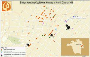 Better Housing Church Hill