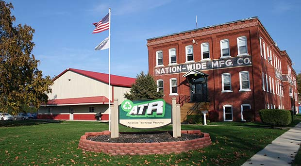 ATR's headquarters in Illinois. Contributed photo