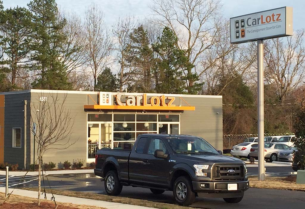 CarLotz's new location in Charlotte could soon be joined by another elsewhere in North Carolina.