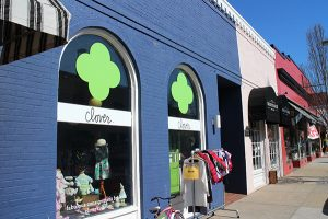 Clover hopes to pick up Franklin Goose customers, particularly for its cloth diapers.