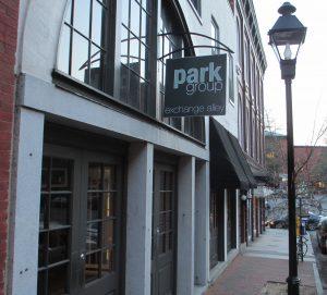 Park Group's office in Shockoe Bottom.