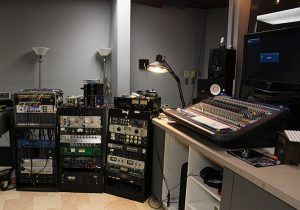 The studio has seen some big names come through over the years.