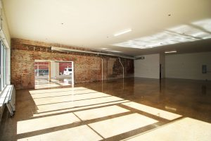About 3,000 square feet of commercial space is available for lease in the property's ground floor.