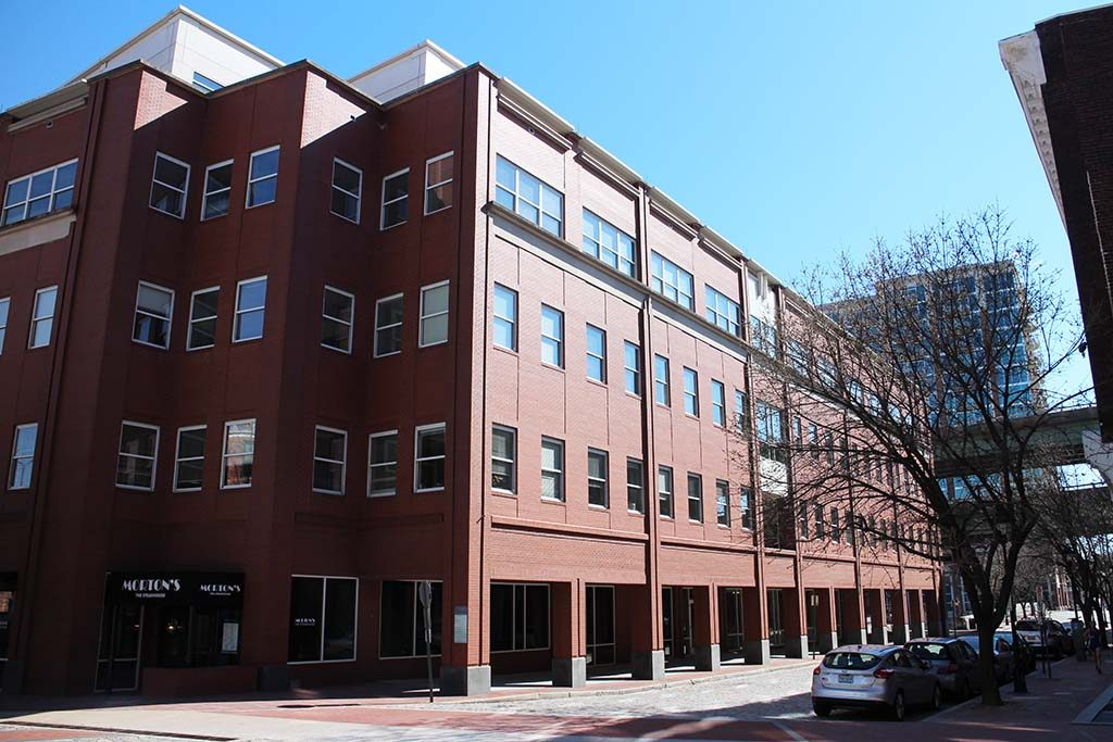 Kaleo is headquartered downtown in the Turning Basin building.