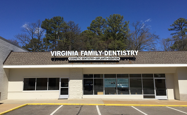 The dental practice took over the former West End CrossFit space, near Buckhead's Chophouse.
