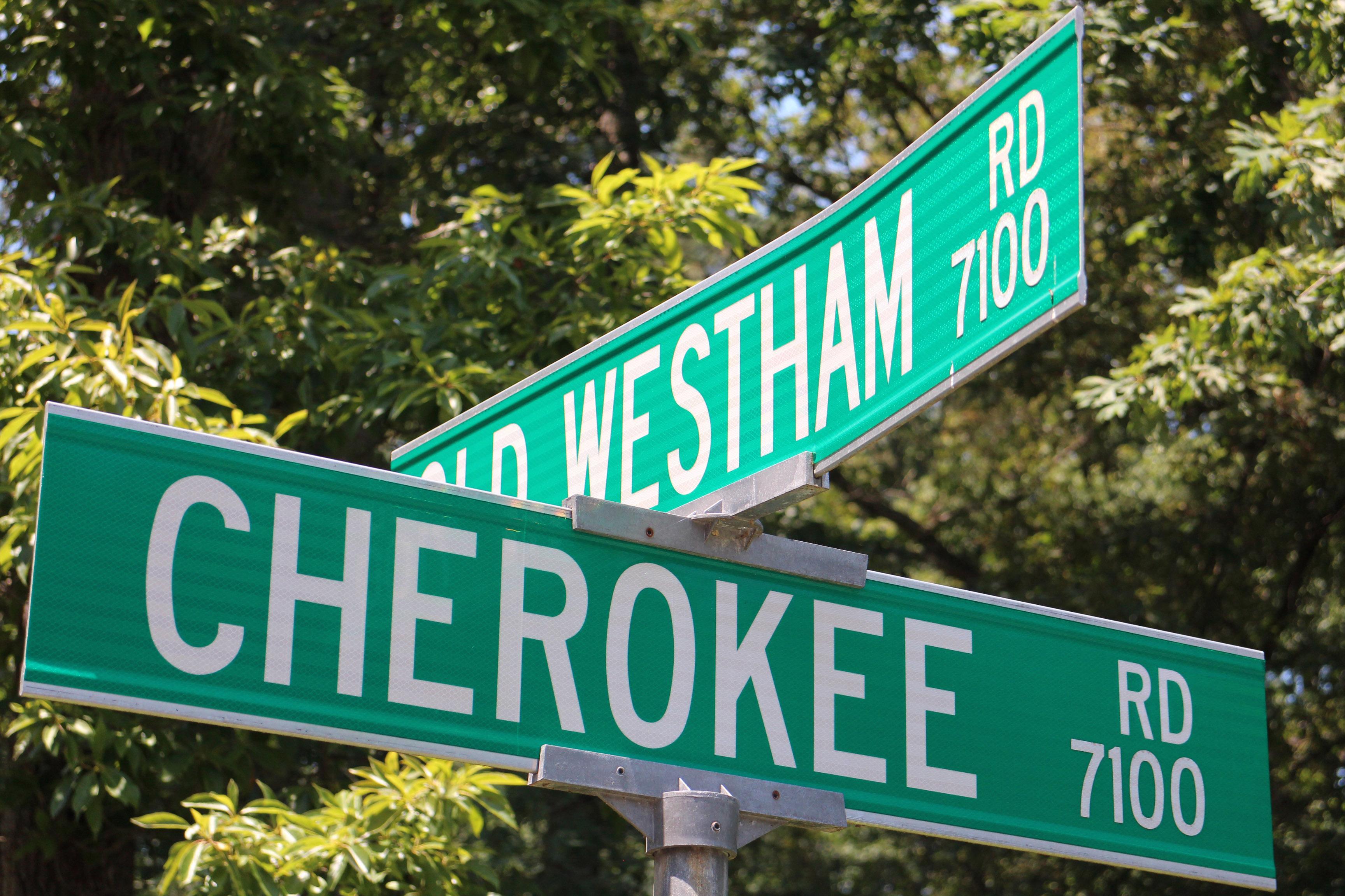 Cherokee Road
