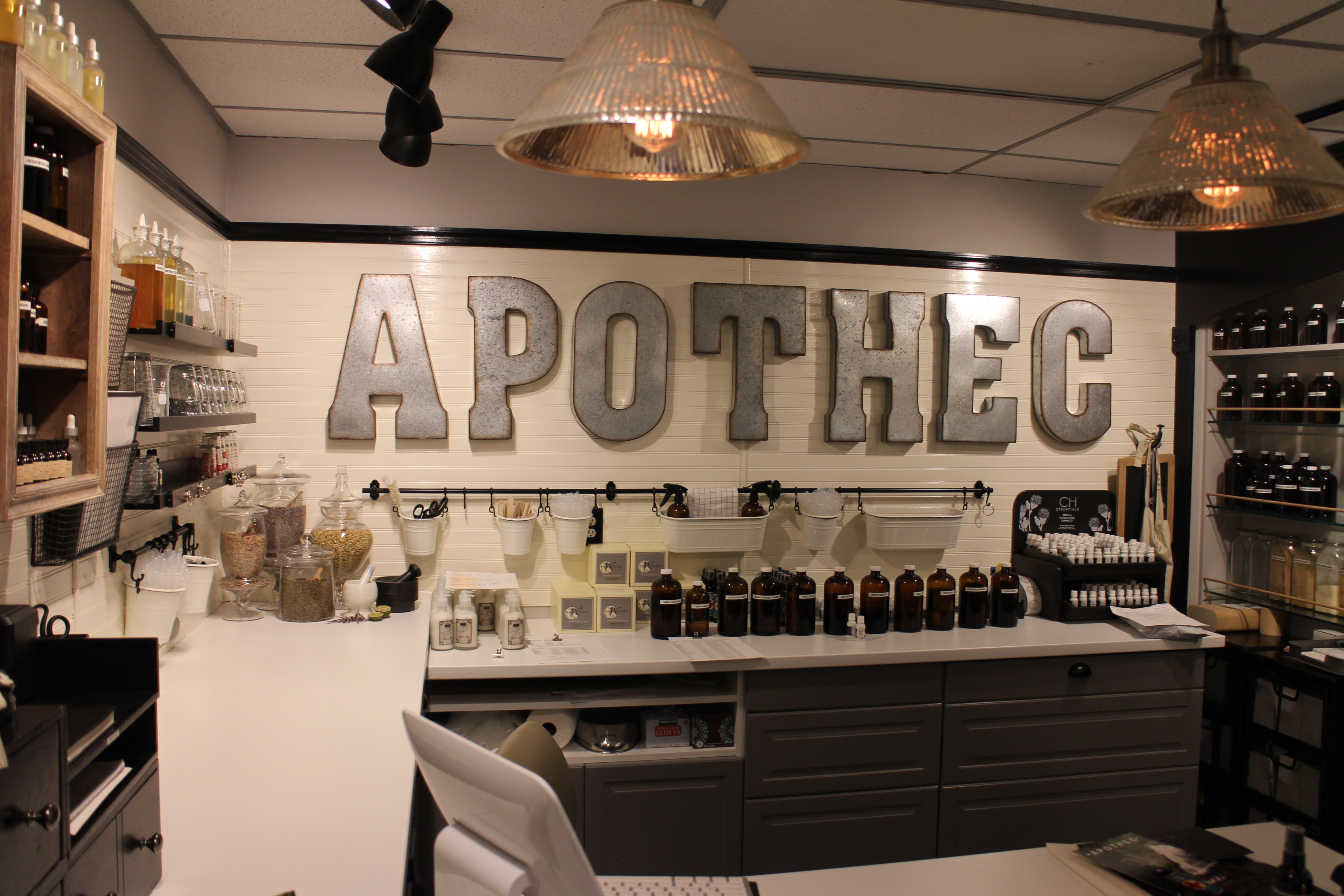 Apothec store