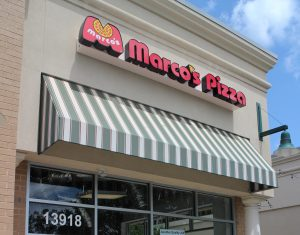 Marcos storefront