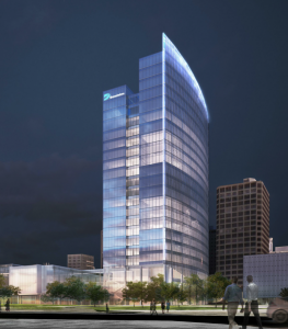 Dominion Tower rendering