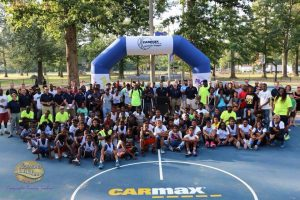 CarMax Summer basketball league