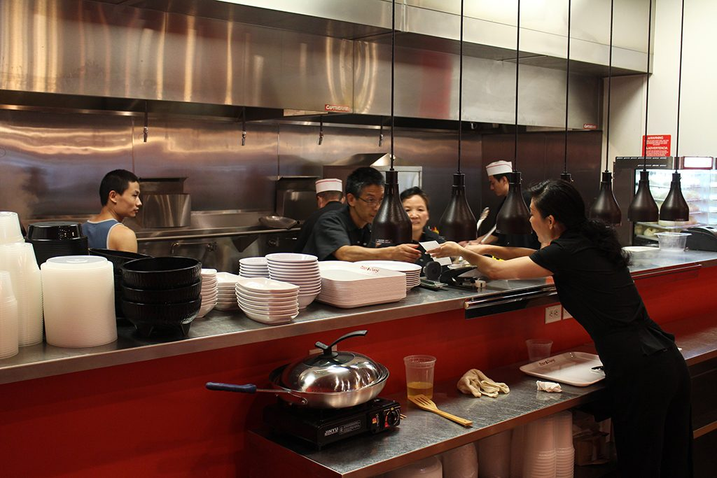 The new restaurant is a specialized take on the owner's well-known Peter Chang eatery.  (J. Elias O'Neal)