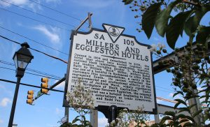 A mixed-use development on the historic site will include a restaurant owned by Croaker's Spot. (J. Elias O'Neal)