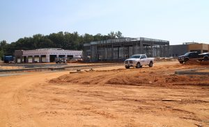 Henrico County recently approved the GreenGate project to break ground on the initial phase of construction. (Michael Thompson)