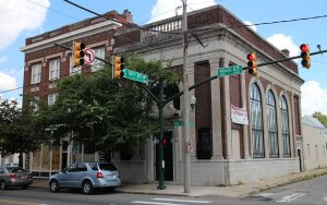 The Hilds are renovating several run-down buildings along Hull Street.