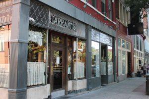 Tarrant's downtown.