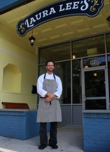 Chef Josh Loeb is also a co-owner of the establishment with local restaurateur Kendra Feather. (J. Elias O'Neal)