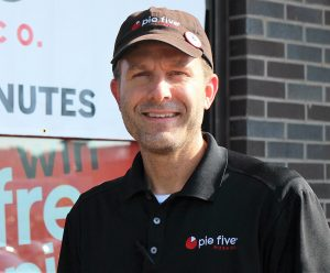 Jeff Percey, Pie Five Richmond owner and chief hospitality officer, plans to open a third location in the Southside. (J. Elias O'Neal)