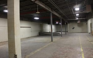 The company plans $100,000 of renovations to the 15,000 square feet space. (Michael Thompson)