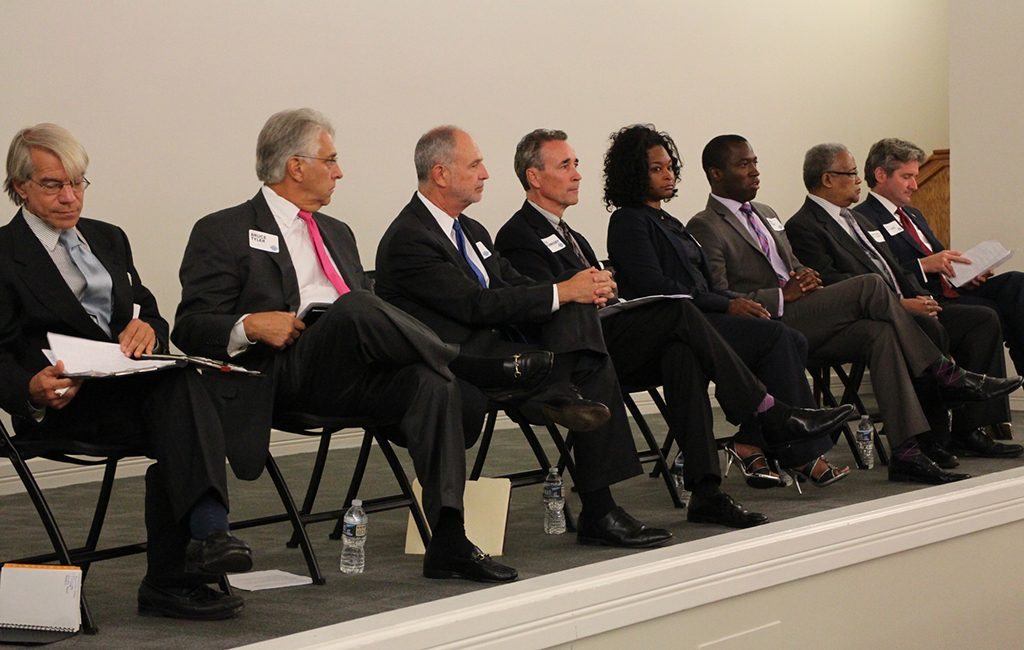 RVA Business Works hosted the event at the Virginia Historical Society at 428 N. Boulevard. (Photos by Michael Thompson)