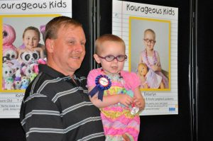 ASK Childhood Cancer Foundation launched its Kourageous Kids exhibit this month.