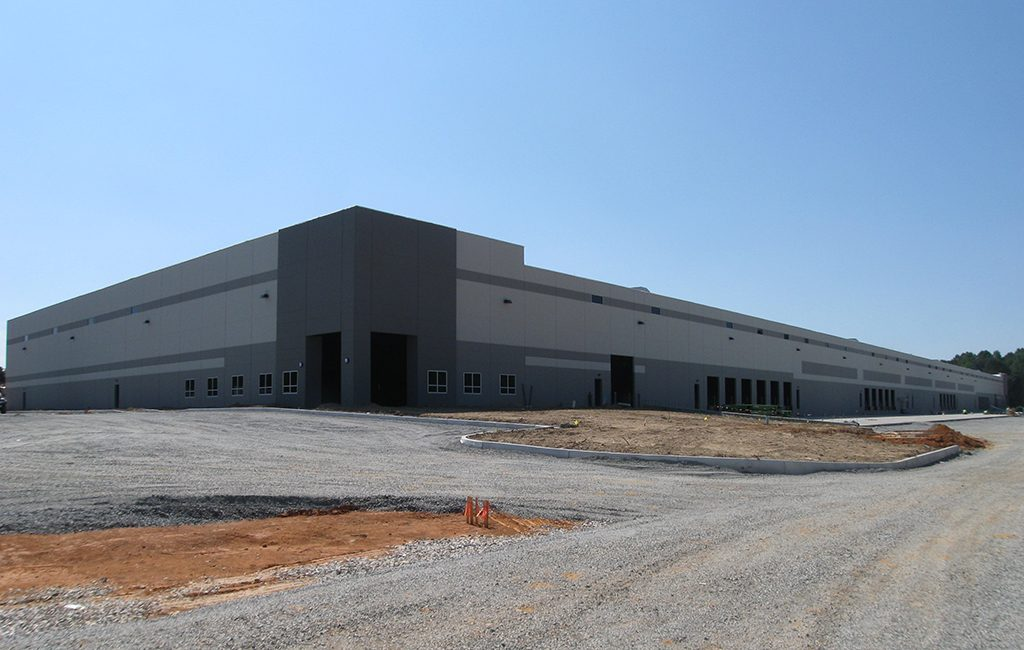 Premier Store Fixtures leased the 216,000-square-foot warehouse under construction at the Airport Distribution Center off South Laburnum Avenue and Darbytown Road. (Michael Thompson)