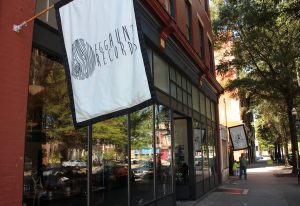 The local label has planted its flag at Release the Hounds' downtown space. (Jonathan Spiers)