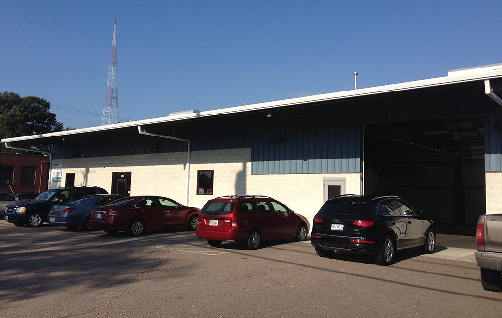 The industrial property at 1600 Altamont Ave. was purchased for just over $800,000. (Michael Thompson)