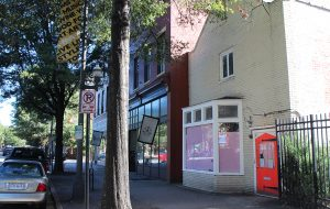 Charm School has leased the 3,000-square-foot space owned by the Ukrop family, where Quirk Gallery used to be. (Michael Thompson)