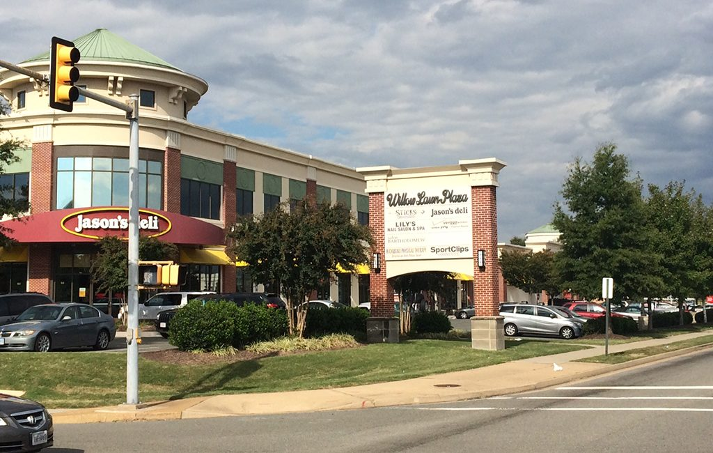 a Freshii franchisee signed a lease last month for 2,400 square feet at Willow Lawn Plaza at 1700 Willow Lawn Drive. (Kieran McQuilkin)