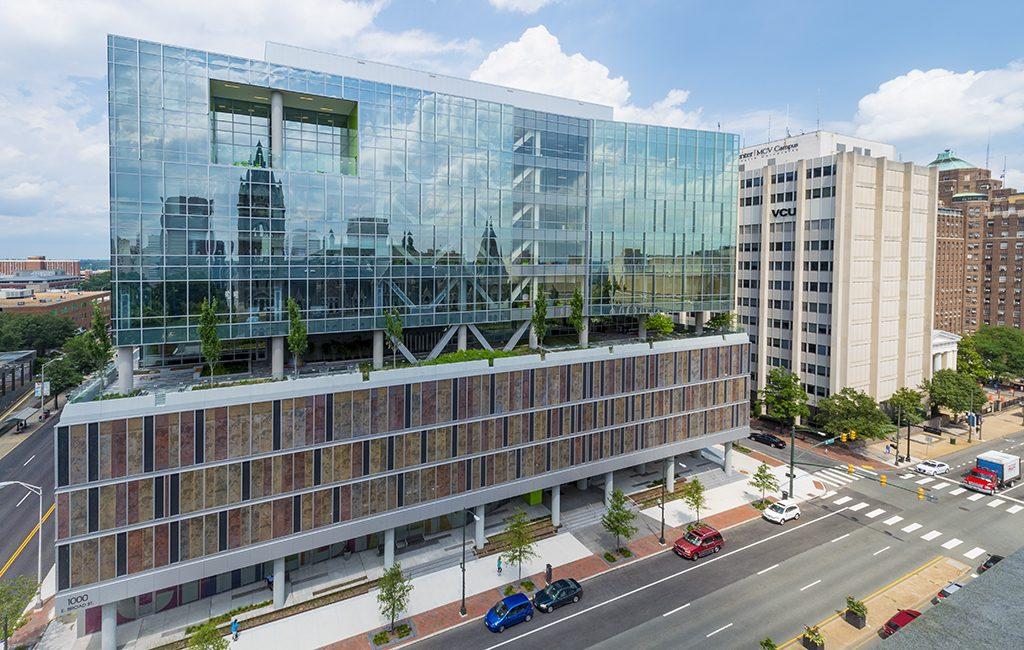 Ryan Kerrigan's foundation will open Richmond's first Kerrigan's Korner in the Children's Hospital at VCU in March. (Allen Jones, VCU University Relations)