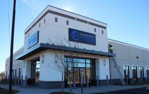 Blue Ridge Arsenal opened last week at 11547 Lakeridge Parkway in the Winding Brook development. (Michael Schwartz)