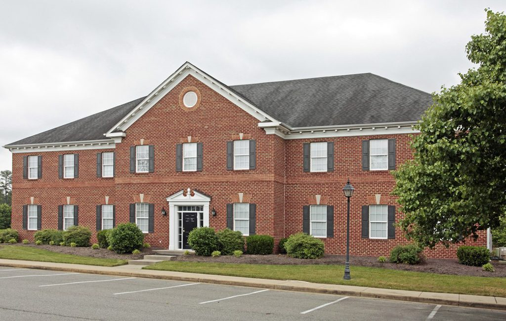 First Bank & Trust will establish a branch at 9671 Sliding Hill Road in Hanover. (Courtesy Porter Realty)
