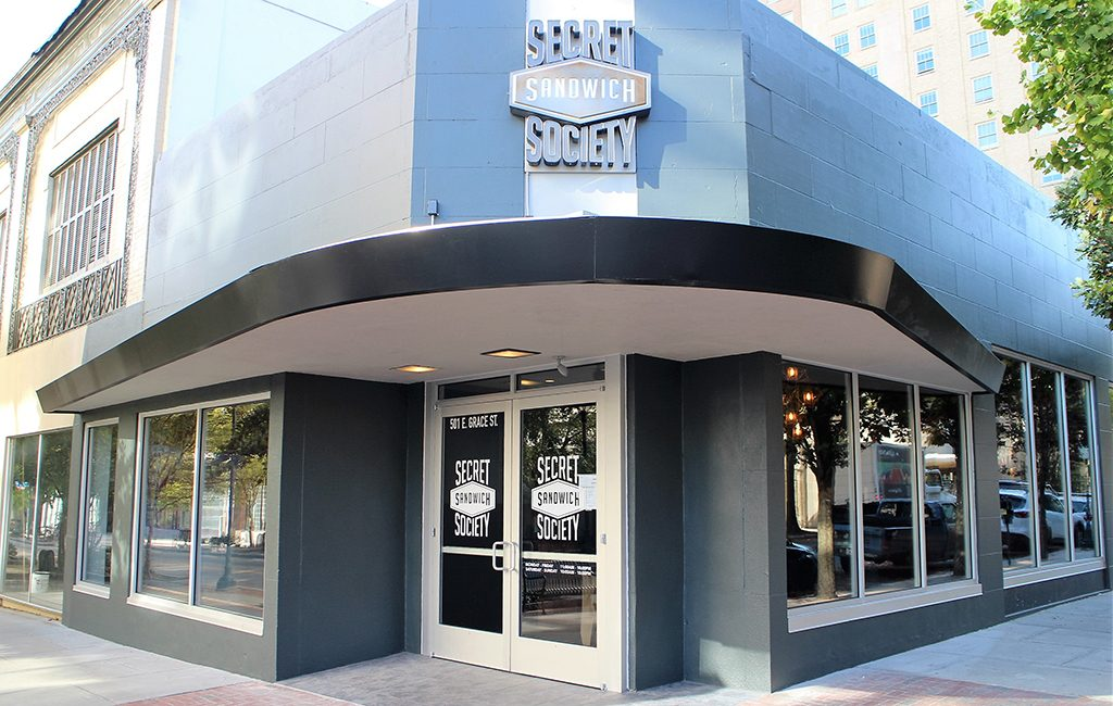 The Secret Sandwich Society is set to open its first Richmond location at 501 E. Grace Street. (J. Elias O'Neal)