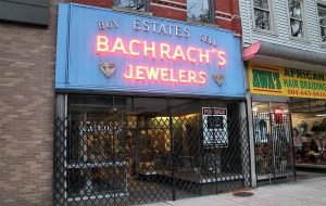 Bachrachs is closing at 111 E. Broad St., and selling the building for $449,500. (J. Elias O'Neal)