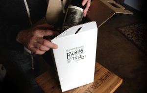 One of the Hardywood Family Tree packages. (Courtesy Hardywood)