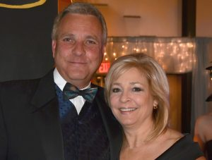 Larry and Lisa McClanahan. (Courtesy OBX Spices)