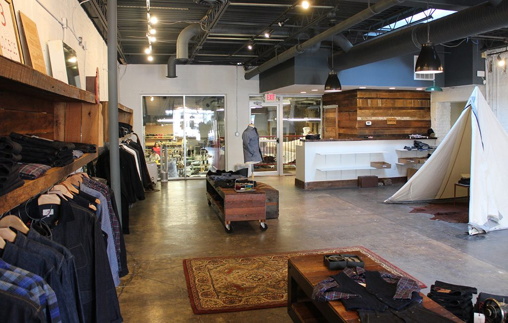 Shockoe Atelier expanded its retail floor last month. (Mike Platania)