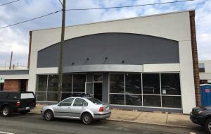 Richmond Wine Bar will occupy a wing of the Gather coworking building at 2930 W. Broad St. (Mike Platania)