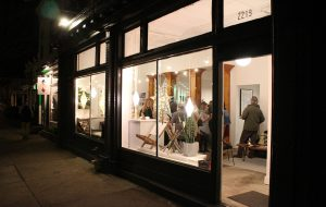 Six businesses work out of the 1,800-square-foot space at 2219 W. Main St. (Jonathan Spiers)