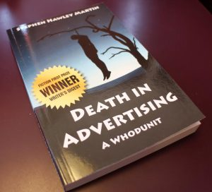 """""""Death in Advertising"""" is inspired a Martin Agency pitch to Lane Furniture in Altavista. (Jonathan Spiers)"""