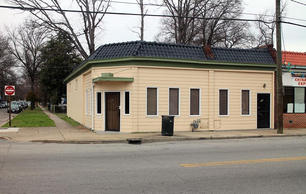 Savage Apparel Co. purchased a 2,200-square-foot space at 126 W. Brookland Park Blvd. (J. Elias O'Neal)