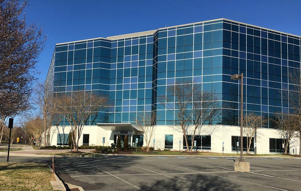 VCU Health signed a lease in the 135,000-square-foot Liberty Plaza II building at 10800 Nuckols Road. (J. Elias O'Neal)