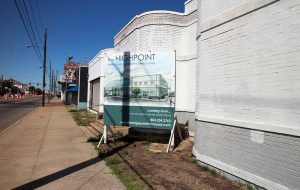 The Highpoint will take over 17,000 square feet at 3300 W. Broad St. (J. Elias O'Neal)