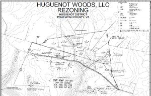 The family plans to rezone 89 acres of the property for 14 home lots.
