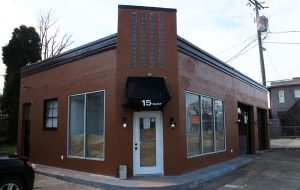 The 1,500-square-foot Black Hand Cafe Nostra will open in April at 15 E. Brookland Park Blvd. (Mike Platania)
