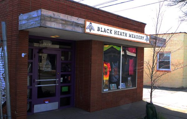 Black Heath hopes to open a mead taproom in its facility at 1313 Altamont Ave. (Mike Platania)