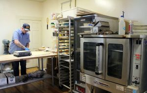 The GoFundMe campaign aims to raise $15,900 for a new oven. (Mike Platania)