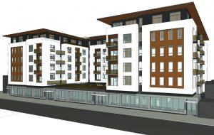 Marshall Lofts rendering