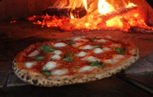 Pupatella serves Neapolitan-style, 11-inch pizzas. (Courtesy Pupatella)