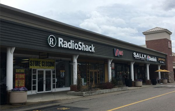 Radioshack will soon close its location in the Shops at Willow Lawn. (Michael Schwartz)